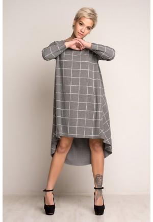 Платье Клетка