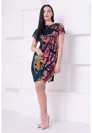 Платье Хамелион